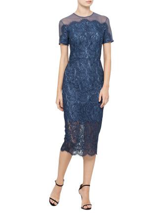 Cresent Midi Dress