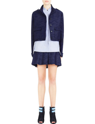 Fabric Mache Jacket