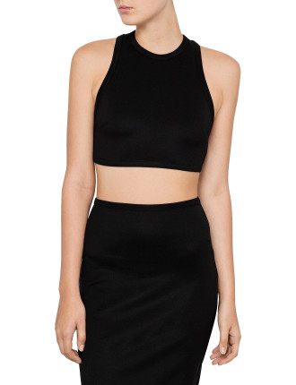 Basic Sport Crop Top