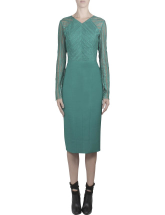 Affinity Dress With Sleeve