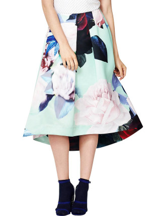 Savile Rose Skirt