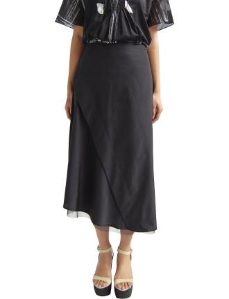 Dipped Skirt