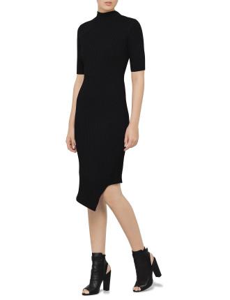 Restraint Knit Dress
