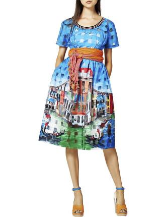 The Venice Summer Dress