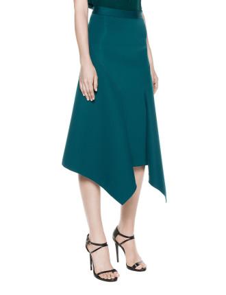 Emerald Wire Skirt
