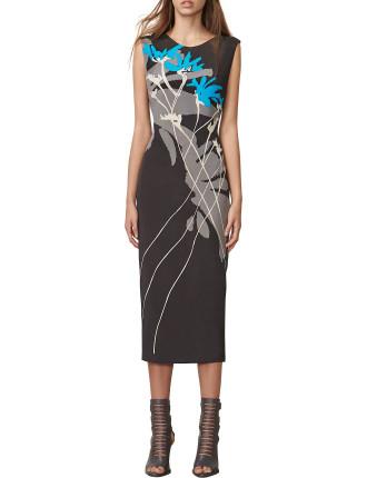 Botanist Sleeveless Dress