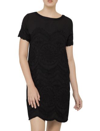 Obsidian Charm Dress