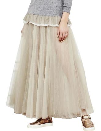 Net A Porter Skirt