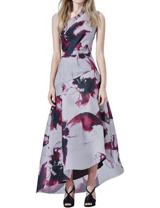 Obscura One Shoulder Dress