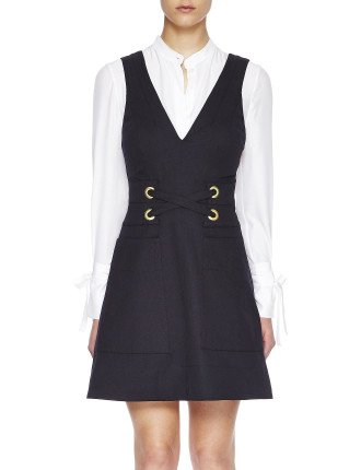 Drifter Mini Pinafore