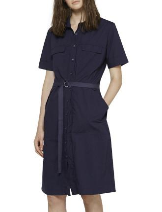 Perrin Shirt Dress