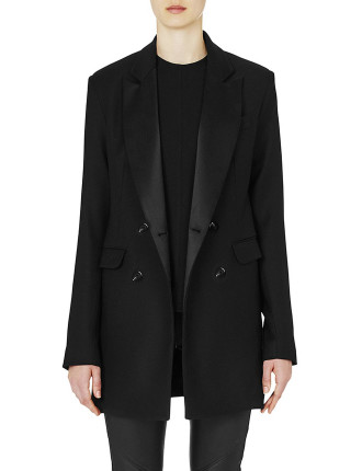 Kennedy Long Line Blazer