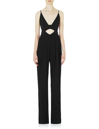 Maggie May Cutaway Jumpsuit