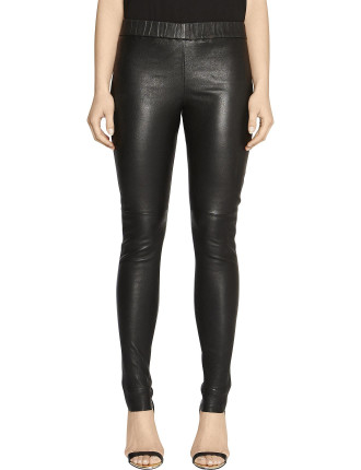 Ratio Leather Legging