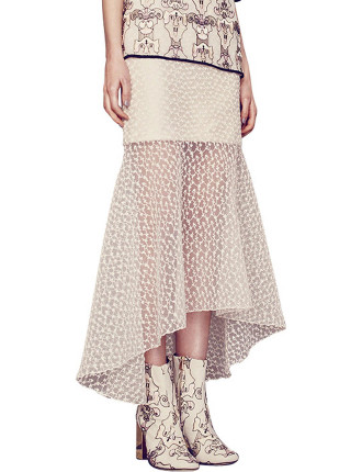 Cosmic Flute Skirt