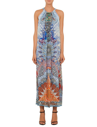 CAMILLA Concubine Realm Drawstring Dress