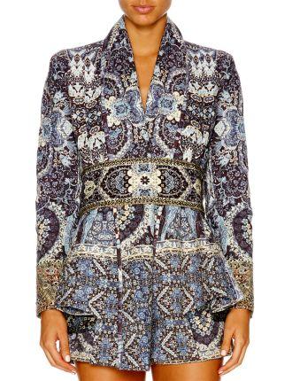 CAMILLA Constantinople Tailored Kimono Jacket