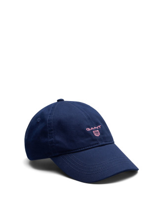 O. Contrast Twill Cap