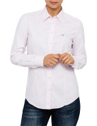 Stretch Oxford Classic Shirt with Shield $169.00