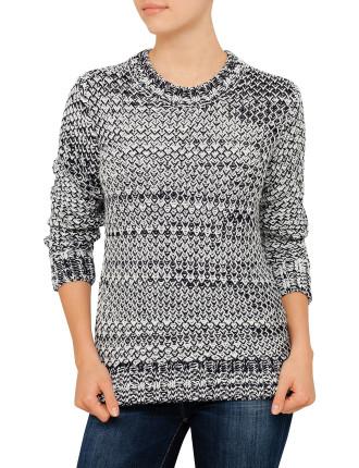 Denisa C-Nk Sweater