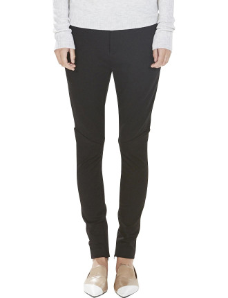 Stretch Flat Front Pant