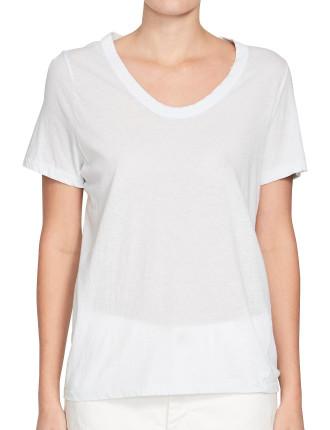Scoop Neck T.Shirt