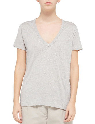 Brooklyn V Neck Tee Tee