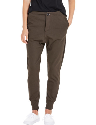 Stretch Low Rise Trackpant