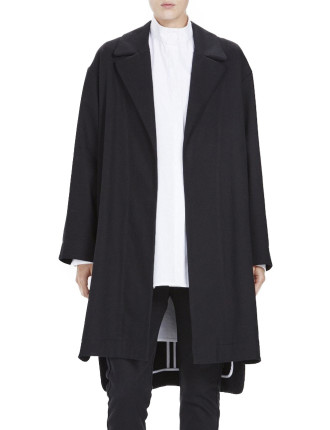 Cotton Twill Side Split Trench