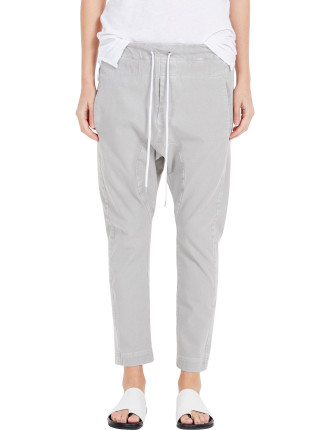 Stretch Cotton Relaxed Pant Ii