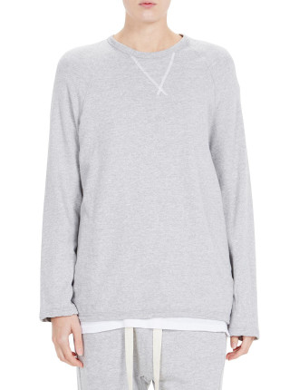 Drapey Relaxed L/S T.Shirt