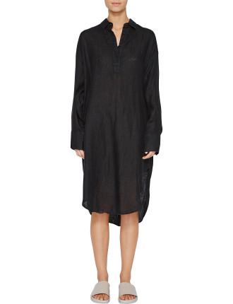 Hewitt Linen Dress