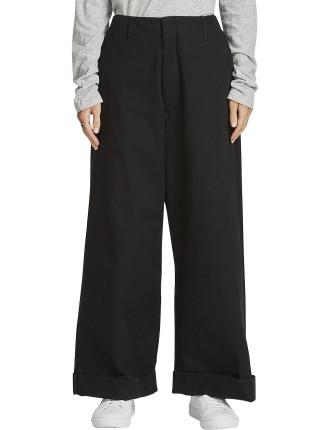 Cotton Oversized Pant