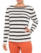 Stripe Knit Jumper $37.95