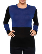 Merino Wool Stripe Knit $40.95