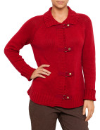 Toggle Trim Cardigan $43.95