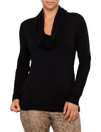 Cowl Neck Jersey Top $39.95