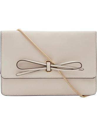 Farah Bow-Front Bag