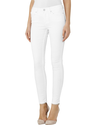 Stevie Low-Rise Skinny Jeans