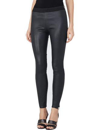 Carrie Leather Leggings