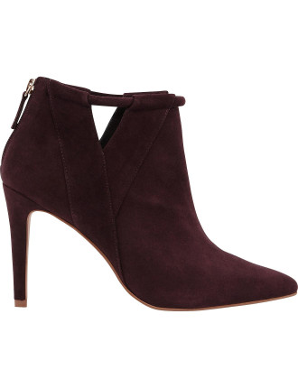 Nicola Point-Toe Ankle Boots
