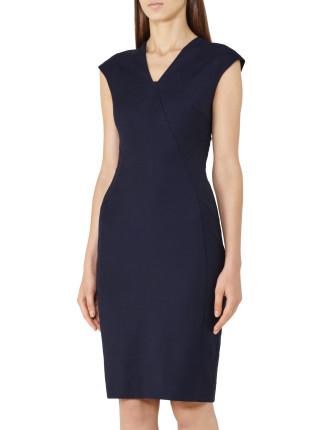 Indi Dress-Textured Tailo