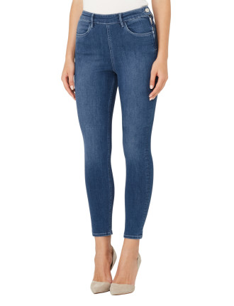 HEDY-MID RISE CROPPED JEANS