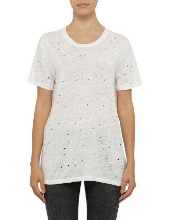 Clay Distressed T-Shirt