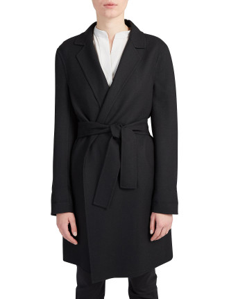 Kido Short Double Face Suiting Jacket