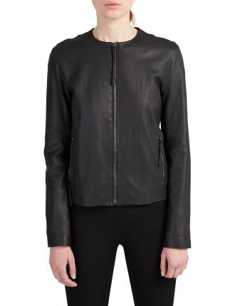 Alya Leather Jacket