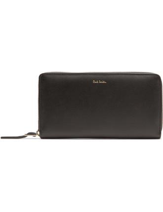 Women Wallet Large Zip