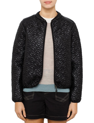 Quilted Bisous Jacket