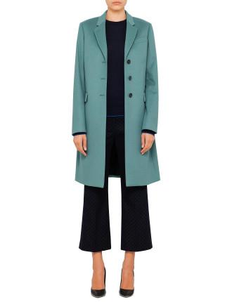 Womens Epsom Coat