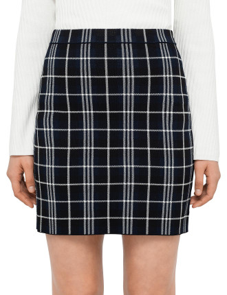 Teslianna B Mini Skirt